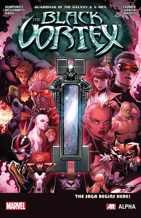 The Black Vortex (Story Arc) (2014-2015)