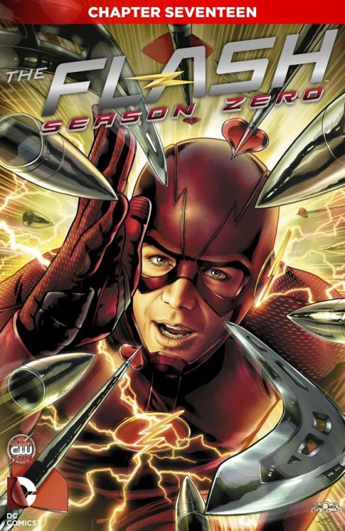 The Flash – Season Zero #1 – 17