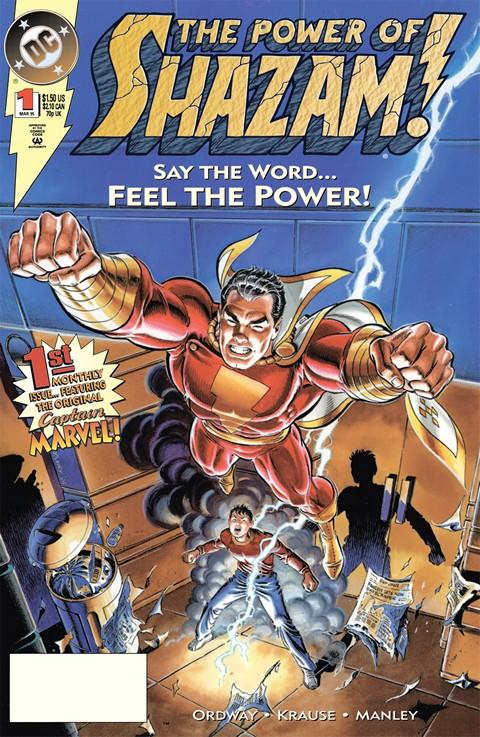 The Power of SHAZAM! #1 – 48 + 1,000,000 + Annual