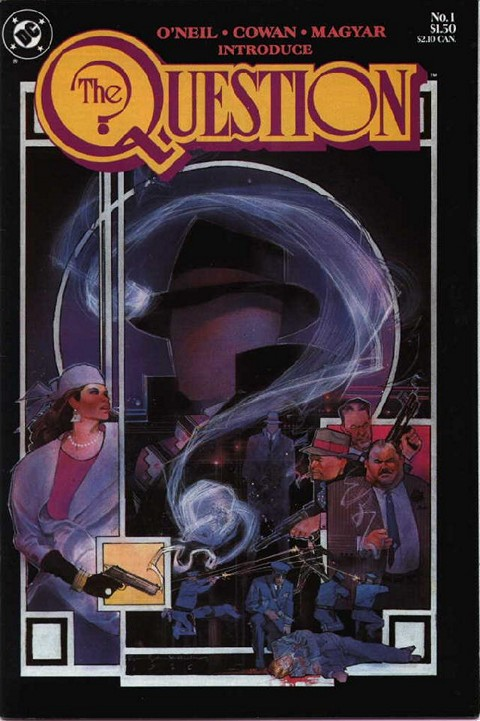 The Question Complete Collection