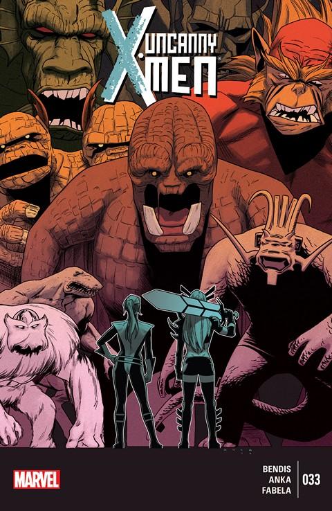 Uncanny X-Men #33 Free Download