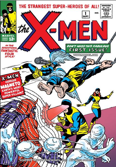 Uncanny X-Men Vol. 1 #1 – 544 + Extras