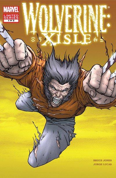 Wolverine – XISLE #1 – 5 (2003)