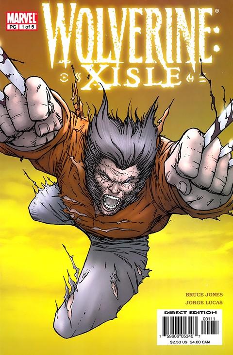 Wolverine – Xisle #1 – 5