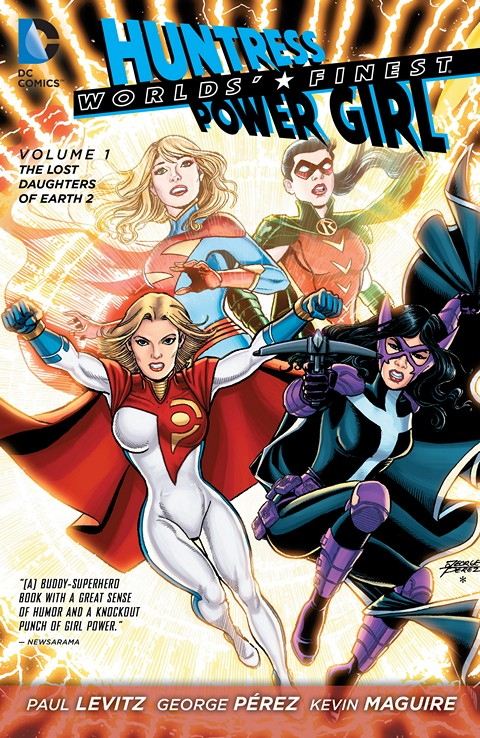 Worlds Finest Vol. 1 – 6 (TPB) (2013-2015)