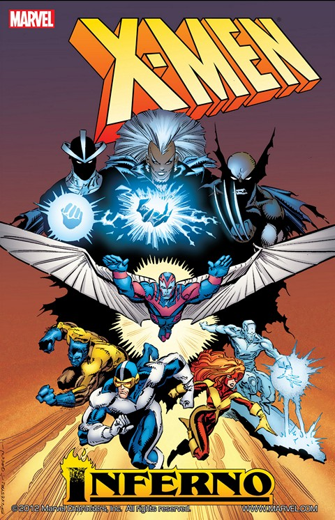 X-Men – Inferno Free Download