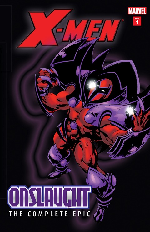 X-Men – The Complete Onslaught Epic Book 1 – 4 (2014)