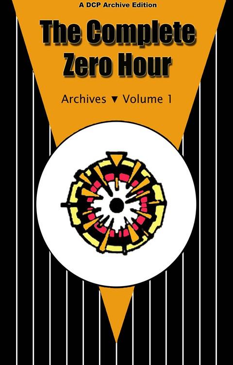 Zero Hour Vol. 1 – 8 Complete Collection (1994-)