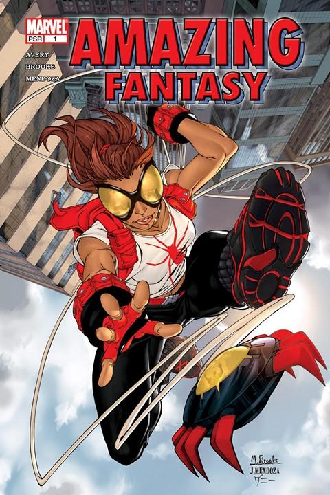 Amazing Fantasy Vol. 2 #1 – 20 (2004-2006)