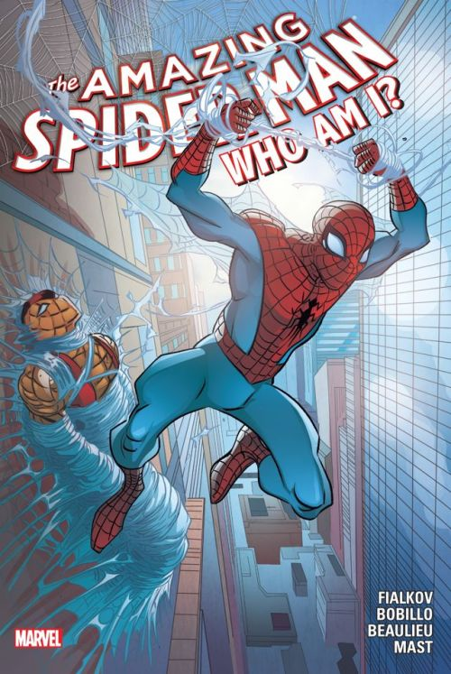 Amazing Spider-Man: Who Am I? (Infinite Digital Comic) #1 – 12