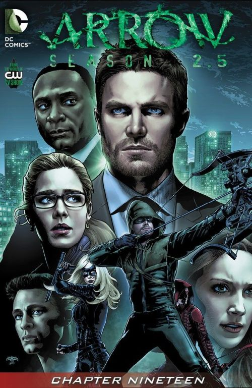 Arrow – Season 2.5 #17 – 19