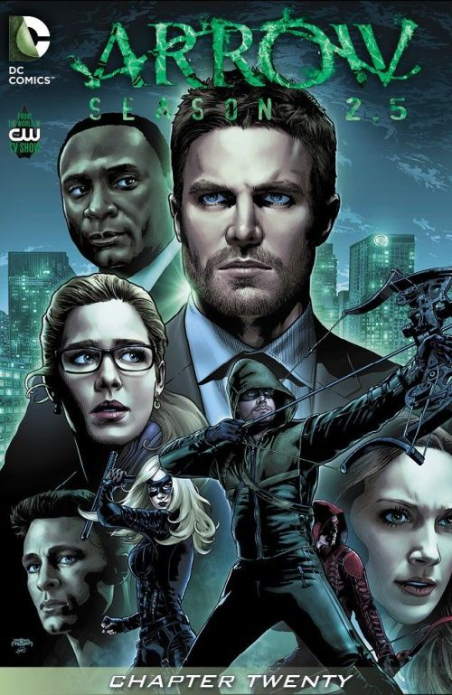 Arrow – Season 2.5 #20