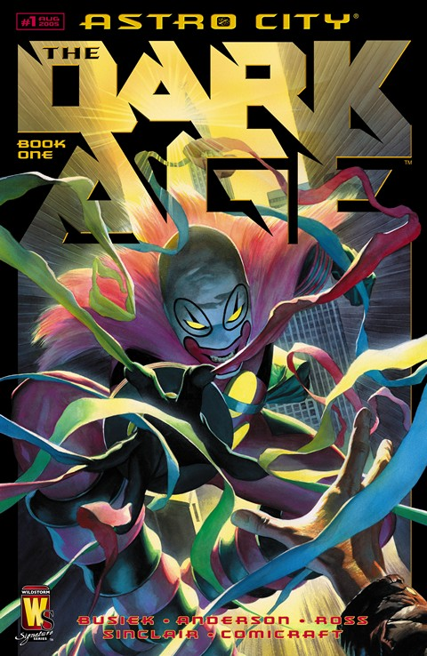Astro City – The Dark Age – Book 1 #1 – 4