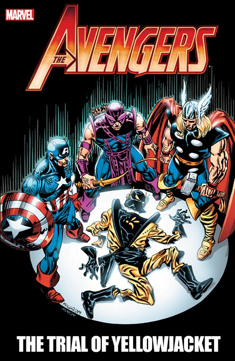 Avengers – The Trial of Yellowjacket