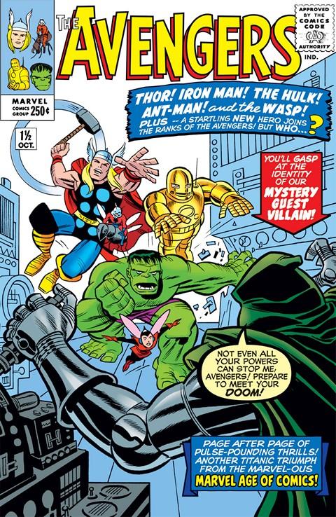 Avengers Vol  1 #1 - 402 (1963-1996) – GetComics