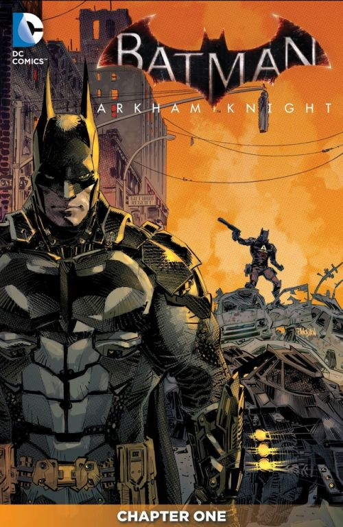 Batman – Arkham Knight #1 – 14