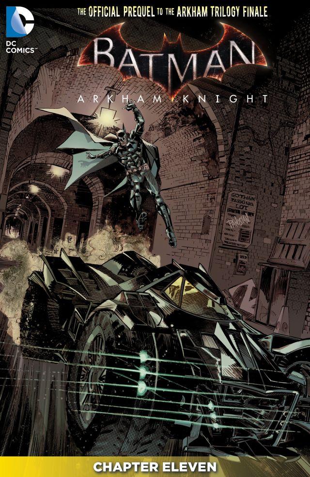 Batman – Arkham Knight #11