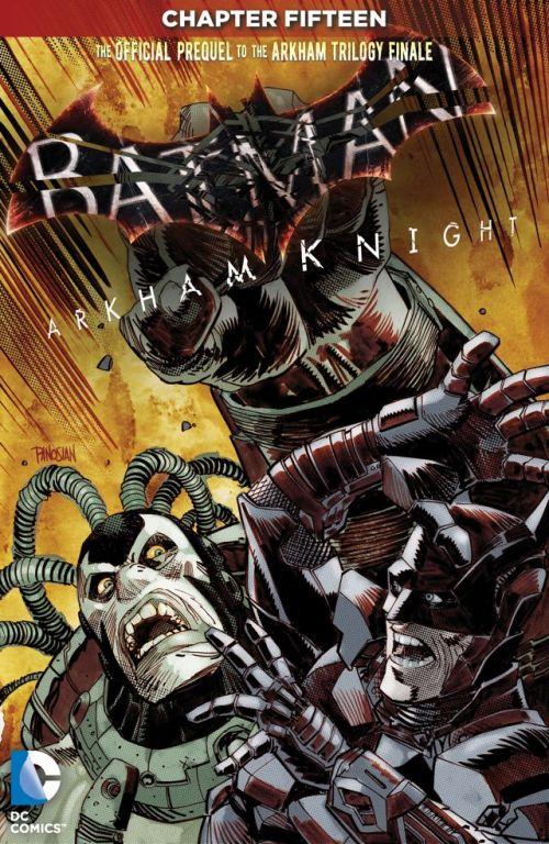 Batman – Arkham Knight #15