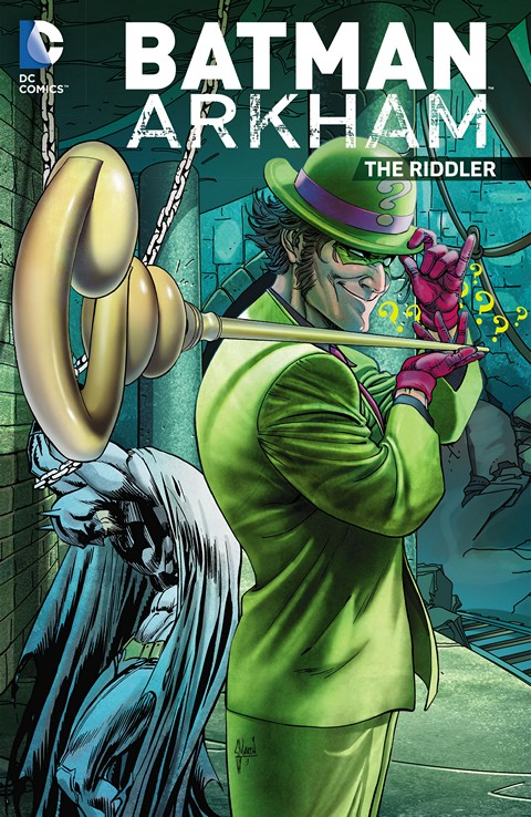 Batman Arkham – The Riddler