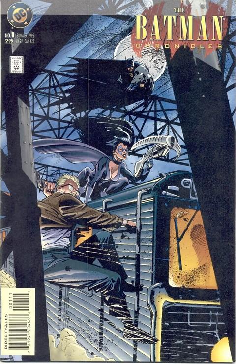 Batman Chronicles