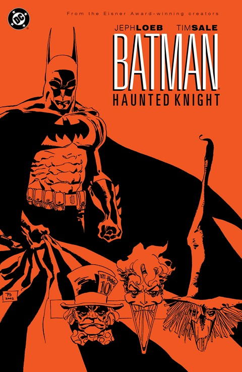 Batman – Haunted Knight