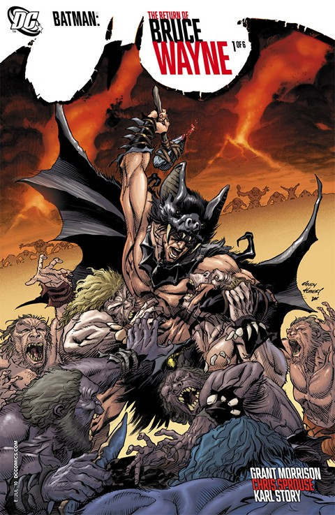 Batman – The Return of Bruce Wayne #1 – 6 (2010)
