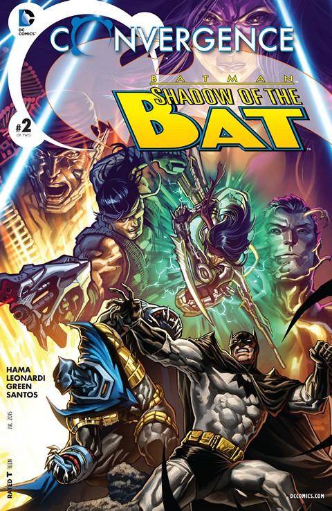 Convergence – Batman – Shadow of the Bat #2
