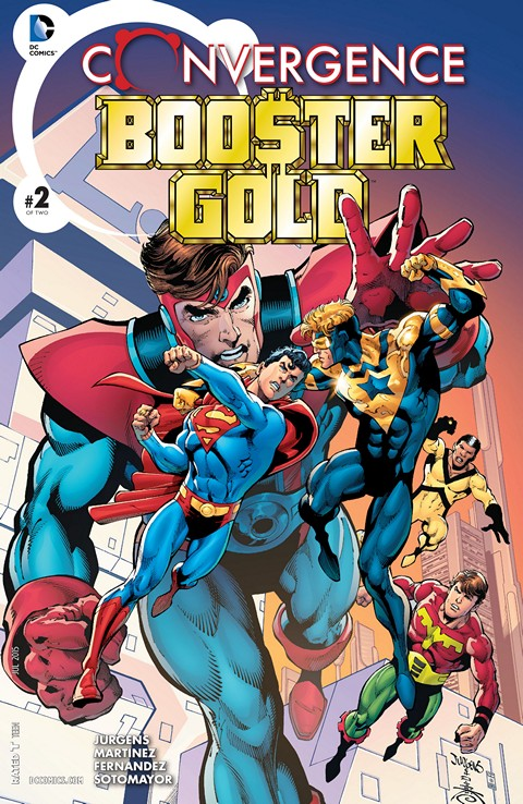 Convergence – Booster Gold #2