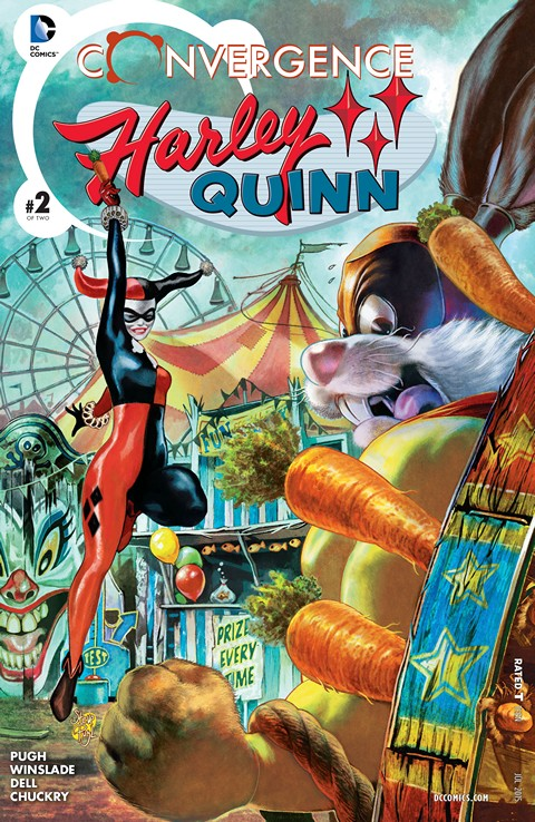 Convergence – Harley Quinn #2