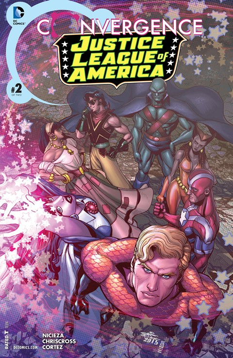 Convergence – Justice League of America #2