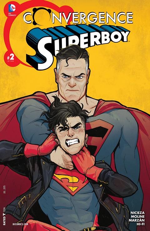 Convergence – Superboy #2