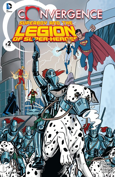 Convergence – Superboy and the Legion of Super-Heroes (2015) #2