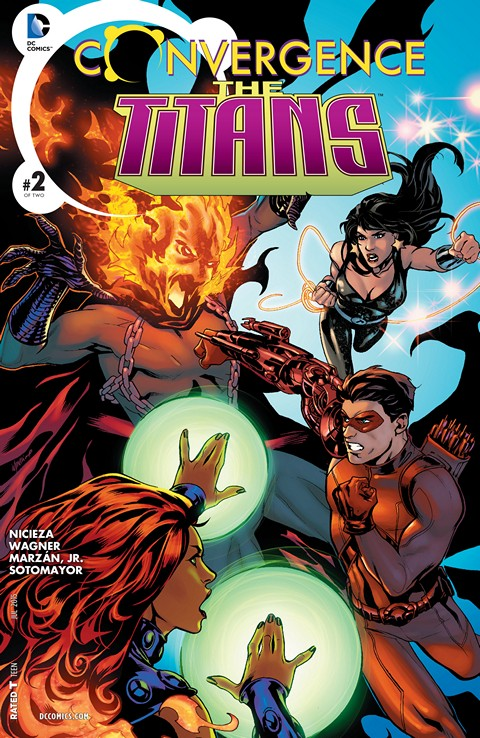 Convergence – The Titans #2