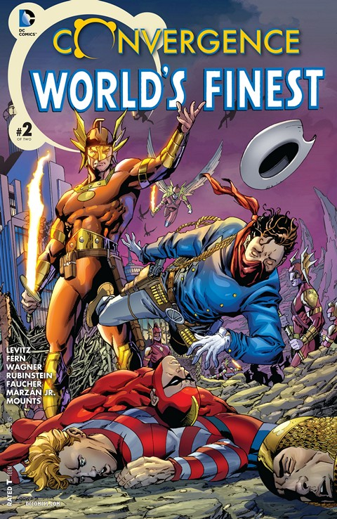 Convergence – World's Finest #2