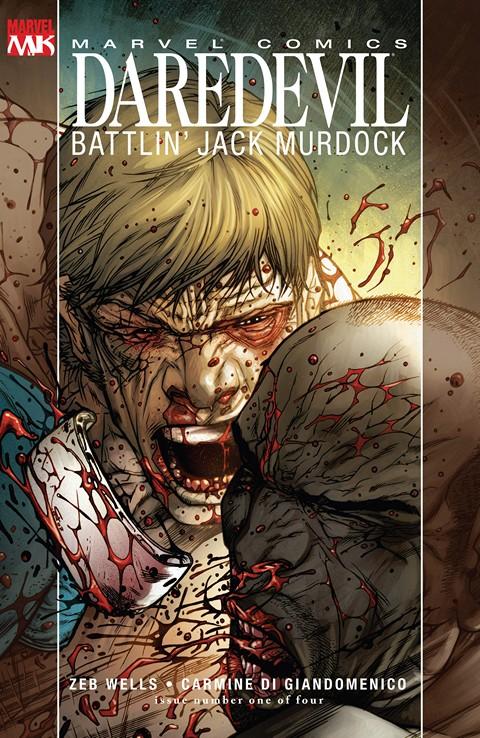 Daredevil – Battlin Jack Murdock #1 – 4 (2007)