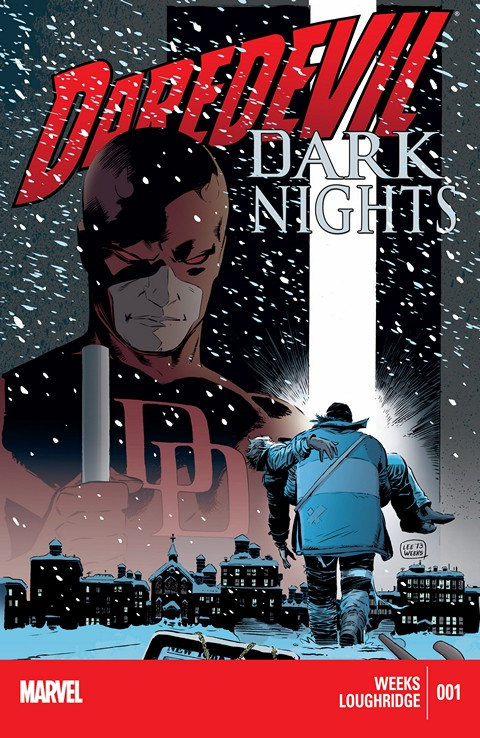 Daredevil – Dark Nights #1 – 8