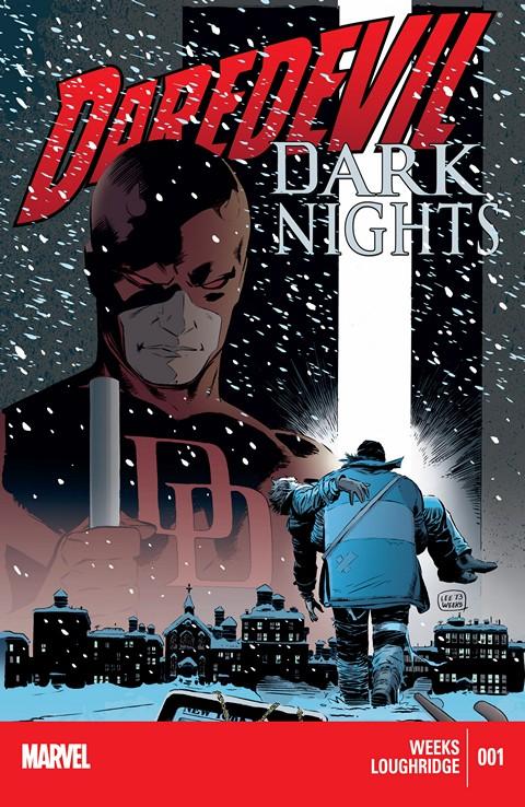 Daredevil – Dark Nights #1 – 8
