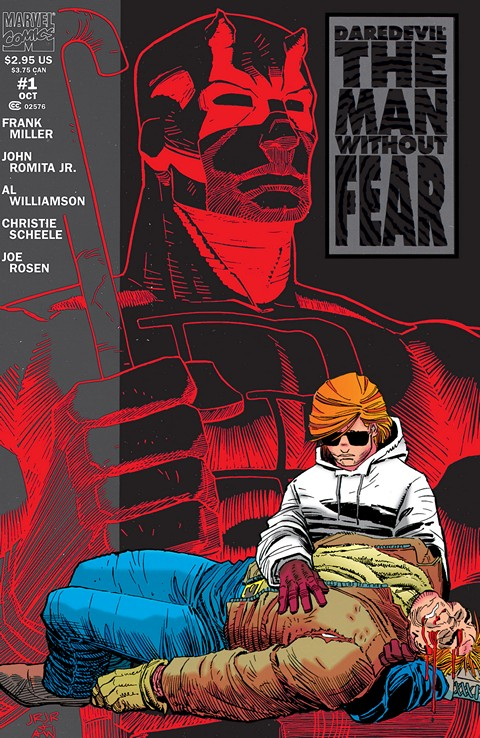 Daredevil – The Man Without Fear #1 – 5