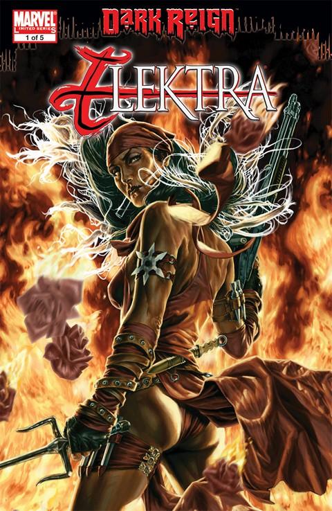 Dark Reign – Elektra #1 – 5