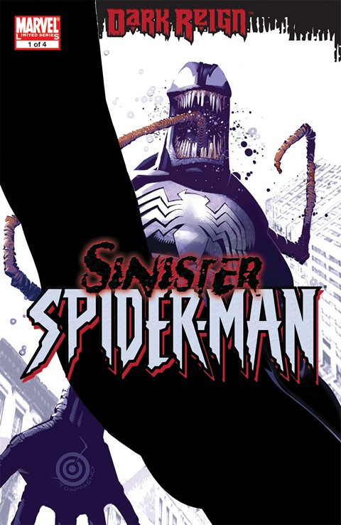 Dark Reign – The Sinister Spider-Man #1 – 4