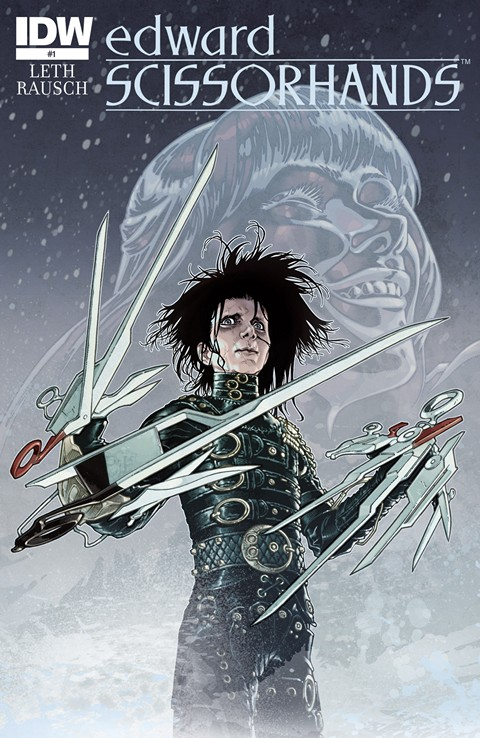 Edward Scissorhands #1 – 8