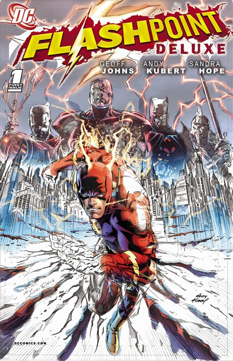 Flashpoint (Complete Collection) (2011)