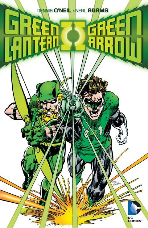 Green Lantern – Green Arrow (TPB) (2013)