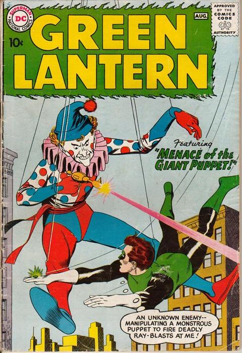 Green Lantern Vol. 2 #1 – 205
