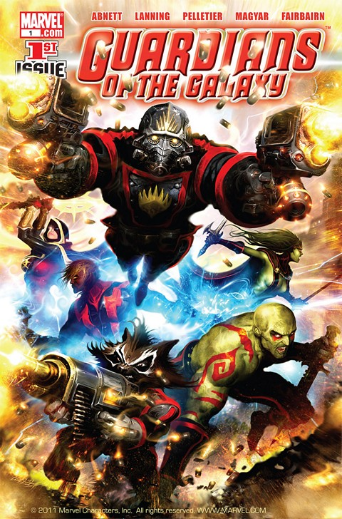 Guardians of the Galaxy Vol.2 #1 – 25