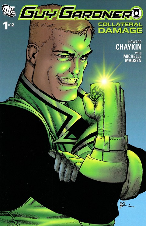 Guy Gardner – Collateral Damage #1 – 2