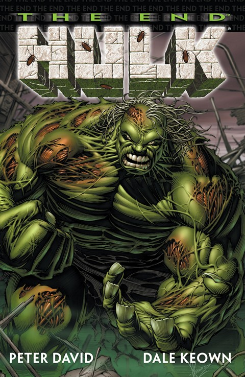 Incredible Hulk – The End