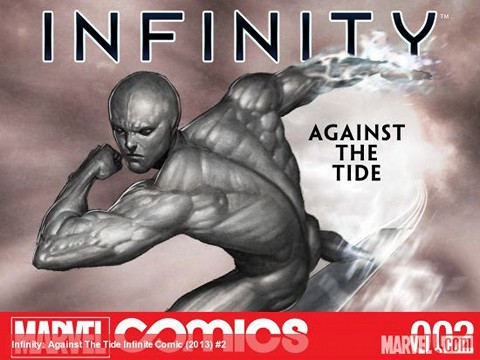 Infinity – Against The Tide Infinite Comic #2