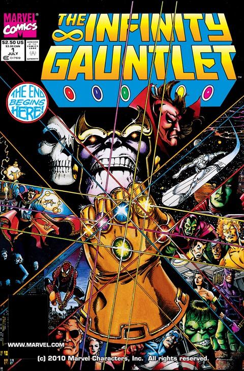 Infinity Gauntlet (Story Arc + Omnibus)