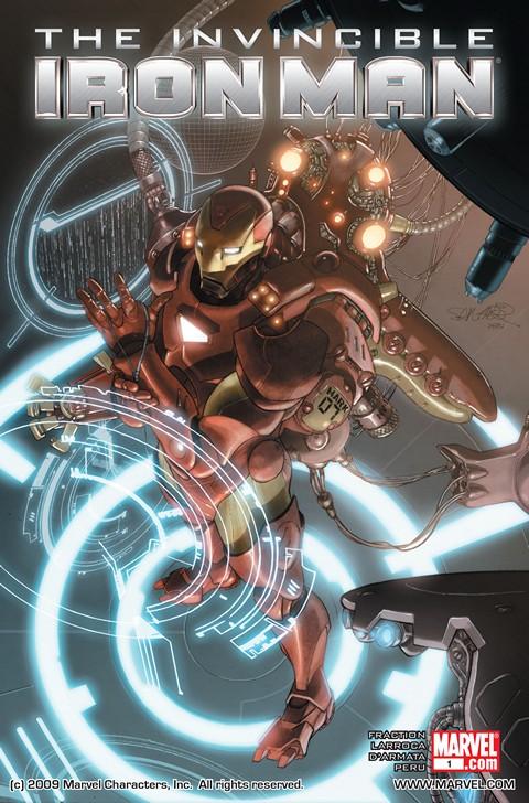 Invincible Iron Man #1 – 33 + 500 – 527 & Annuals
